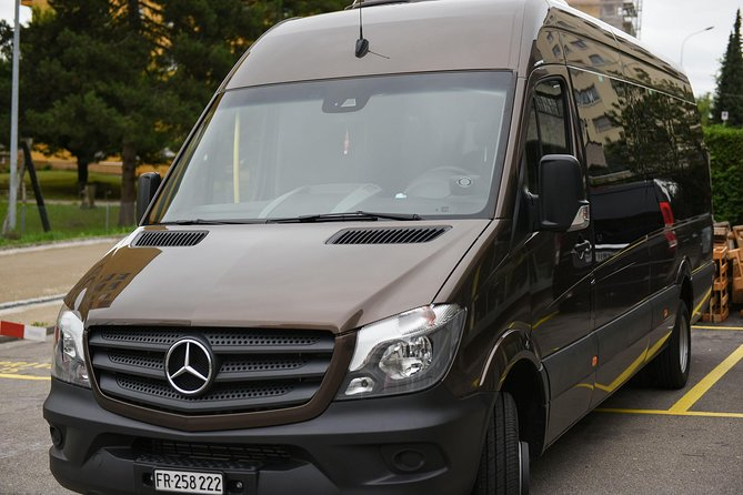Private Arrival Transfer: from Zurich Airport to Andermatt