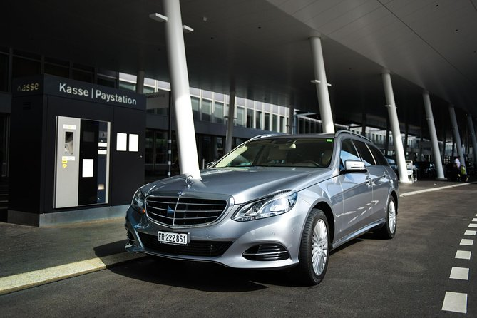 Private Arrival Transfer: from Zurich Airport to Bad-Ragaz