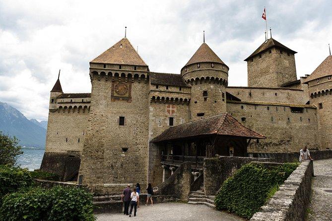 Viagem particular de Genebra a Montreux, passando por Lausanne