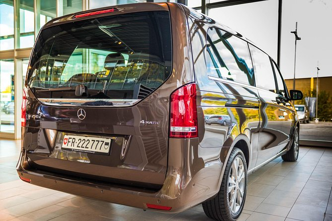 Private transfer from Chamonix in France to Geneva Airport