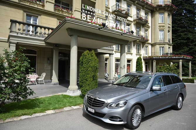 Private Arrival Transfer: from Zurich Airport to Grindelwald