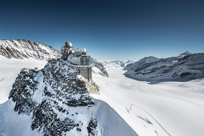 Private trip from Zurich to Jungfraujoch (The Top of Europe)