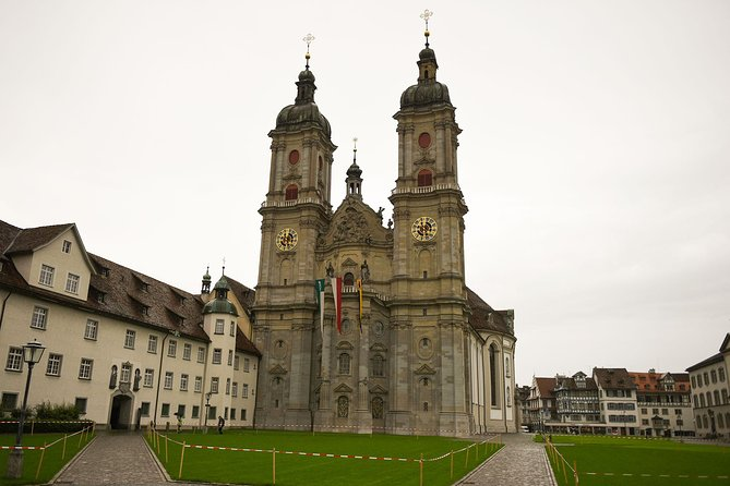 Private trip from Zurich to St Gallen and Appenzell