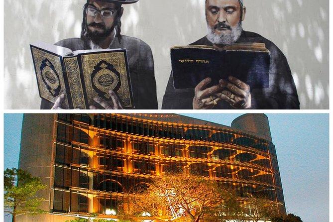 Excursão judaica de 5h por São Paulo