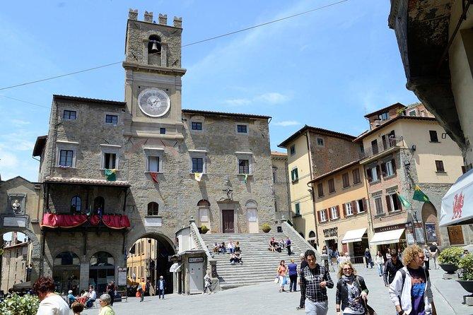 Cortona Private Guided Tour