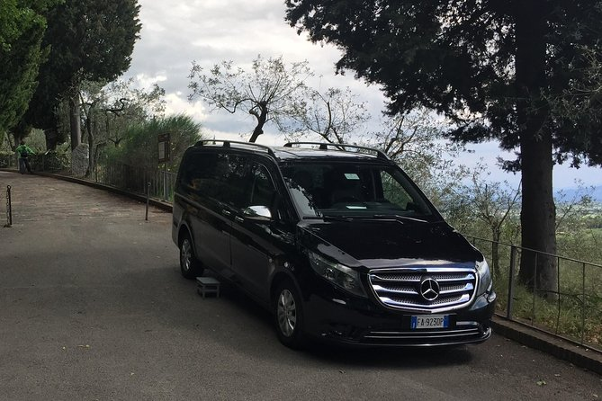 Private transfer from Umbria Assisi-Perugia-Orvieto area to Rome city or airport