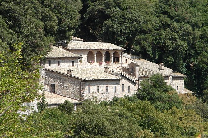 Sanctuaries and Franciscan Sites surround Assisi