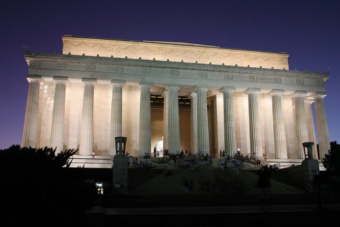 Moonlight Tour of Washington DC