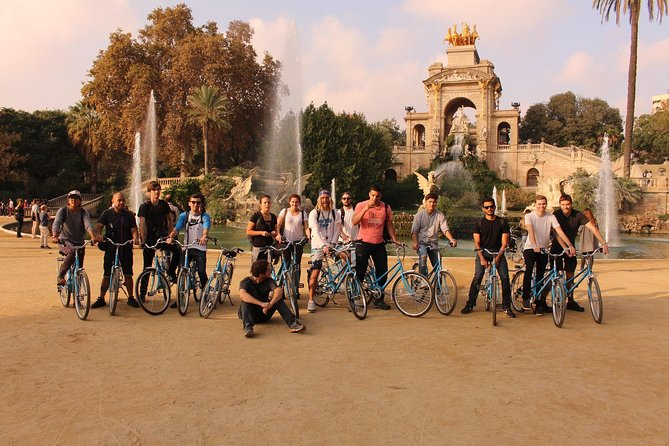 Guided Bike Tour of Barcelona