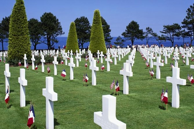 Utah & Omaha Beaches D-Day Group Tour from Bayeux