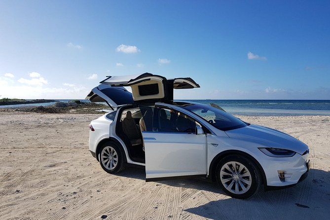 Tesla City Tours and MadKap Beach Experience