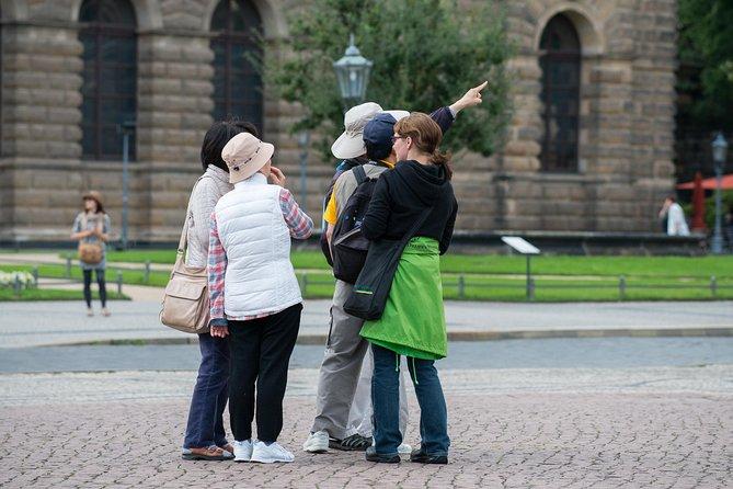 Visita a pie del casco antiguo e histórico de Dresde, Dresden, ALEMANIA