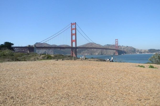 Private Full-Day Tour of San Francisco with Transportation