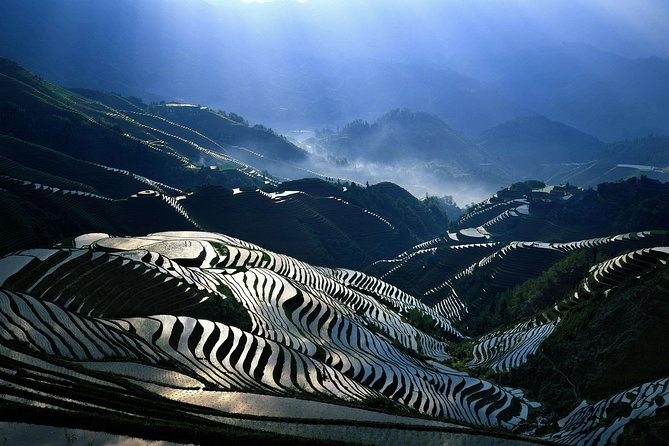 Longji Rice Terrace and Minority Village Hiking Tour from Pingan to Dazhai
