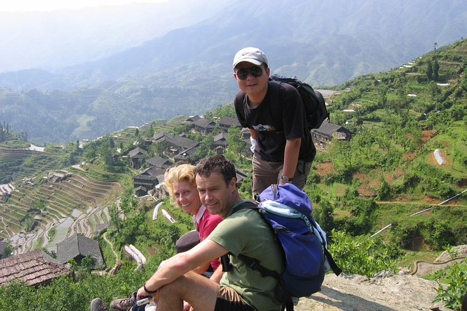 Two Day Rice Terrace & Minority Village Hiking from Xiaozhai to Pingan