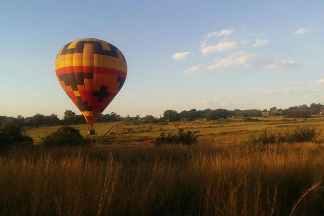 Flight over The Cradle of Humankind