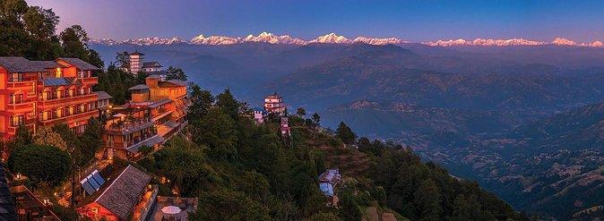 Kathmandu Outlook and Nagarkot Tour
