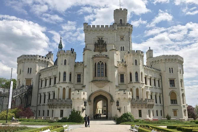 Day trip from Cesky Krumlov to the Hluboká Castle - Budvar beer tasting included