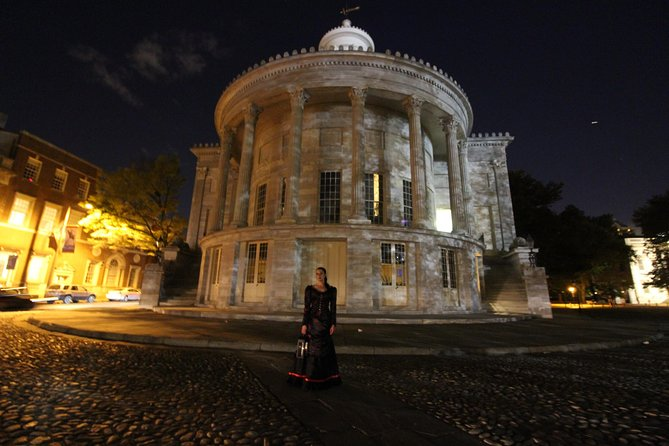 Ghost Tour of Philadelphia by Candlelight