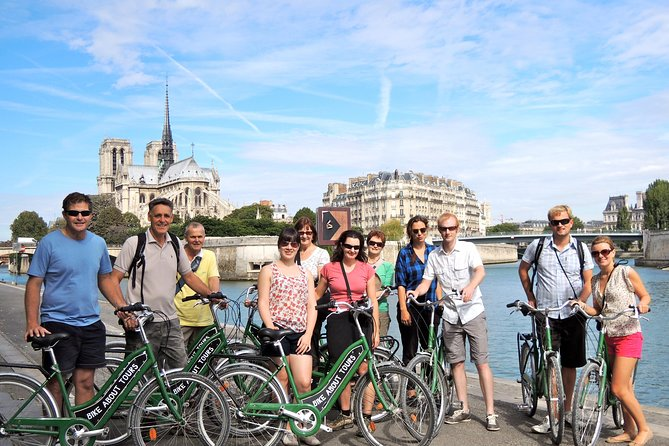 Hidden Paris: Day Bike Tour