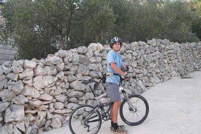 Korcula Island Mountain Bike Private Tour