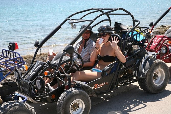 Korcula Island Private Buggy Tour and Snorkel Adventure