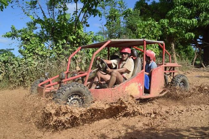 Buggy Off-Road Experience Punta Cana