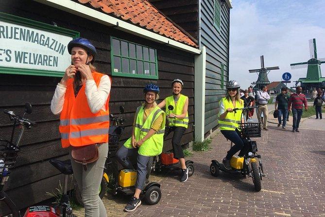 Private Briski Tour Zaanse Schans from Amsterdam