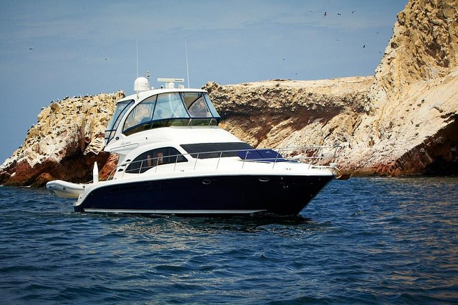 Fixed departures in a Luxury Yacht