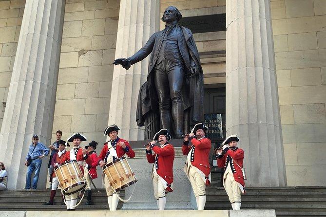 NYC Alexander Hamilton Private Walking Tour