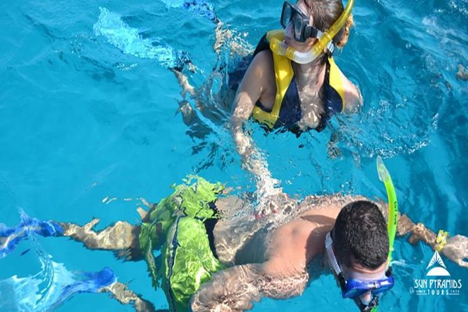 Ras Mohammed snorkeling sea tour by boat