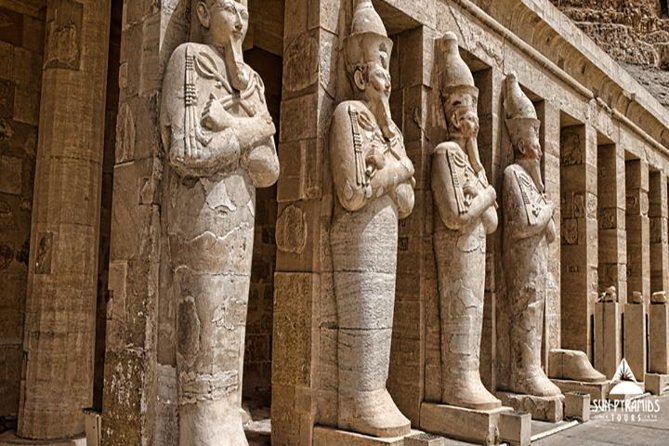 Excursión de un día a Luxor desde Sharm por avión