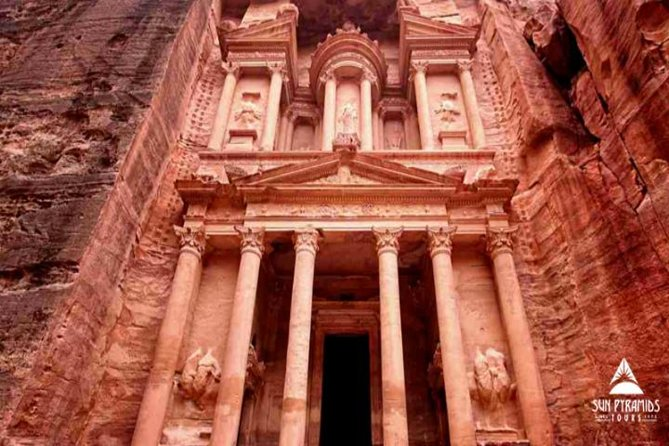 Petra Tour from Sharm by Cruise photo 2