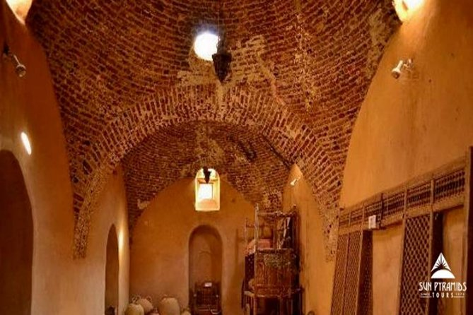 Private Tour to Wadi El Natroun Monastery from Cairo photo 3