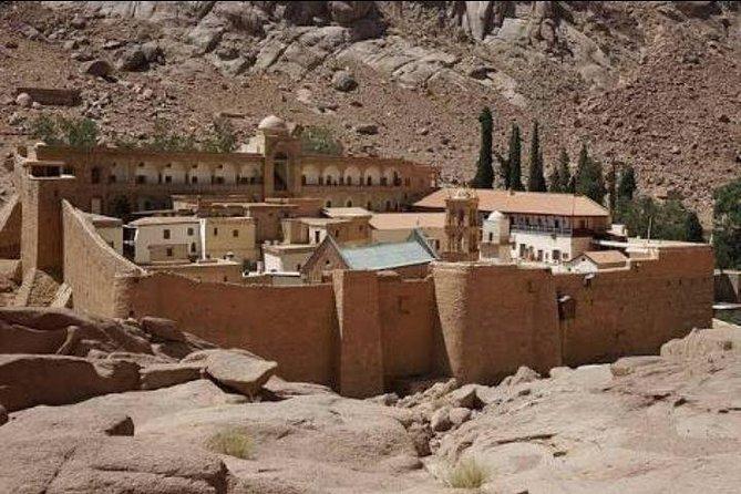 Private Overnight Trip to Saint Catherine Monastery and Mount Sinai