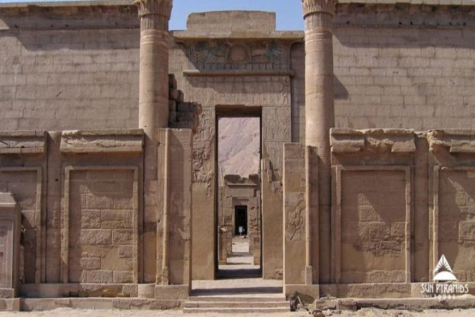Day Tour to Dendera and Medinet Habu in Egypt