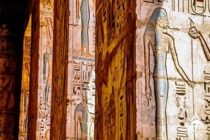 Luxor Full Day Tour of Habu Temple Valley Of Workers and Queens
