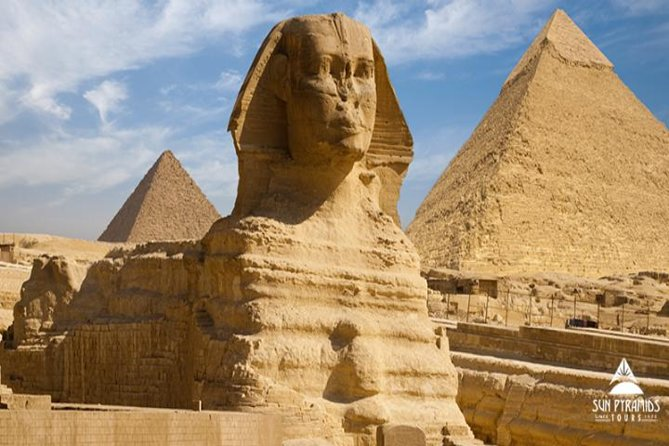 Private Tour to Giza Pyramids & Sphinx