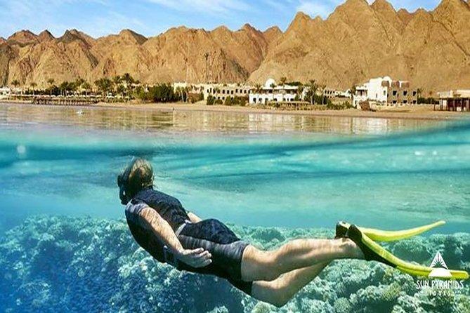 Day trip at the red sea at Stella Di Mare in Egypt