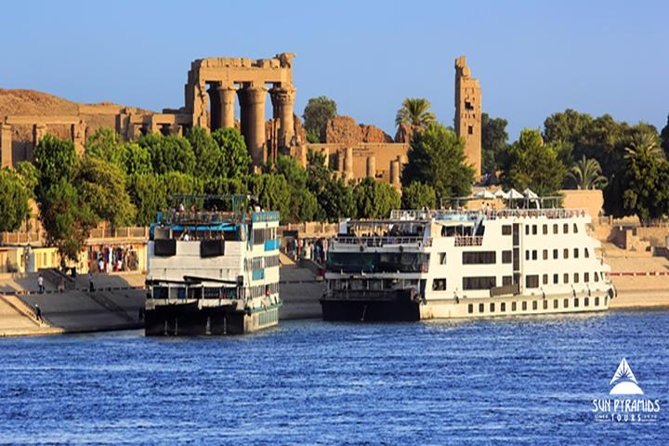 Nile Cruise Tours from Luxor in Egypt