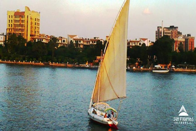Felucca Ride on the Nile in Luxor