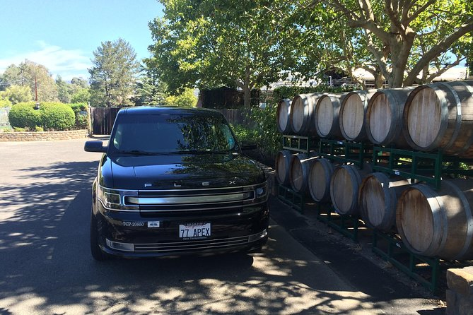 6-Hour Private Wine Country Tour of Napa in Crossover SUV (up to 6 people)