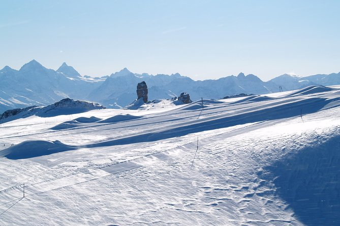 Riviera Col du Pillon & Glacier 3000: High Level Experience in the Swiss Alps