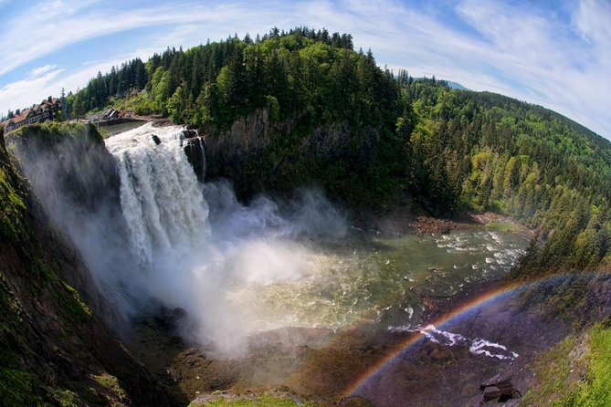 Half-Day Guided Tour of Seattle City and Snoqualmie Falls