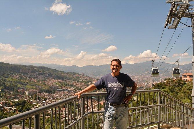 recorrido privado de día completo por la ciudad de Medellín