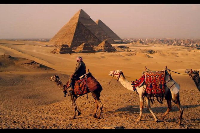 Pyramides de Saqqara ,Gizah, Sphinx ,Dahshour et Memphis