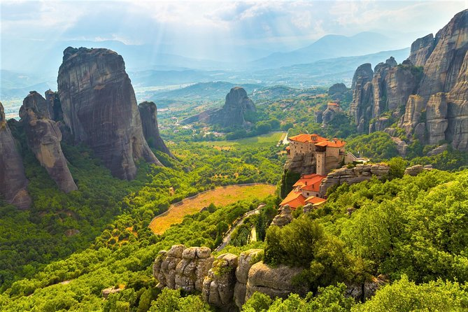 Magical Meteora 2 Day Food Wine And Truffles Tour Athens Greece