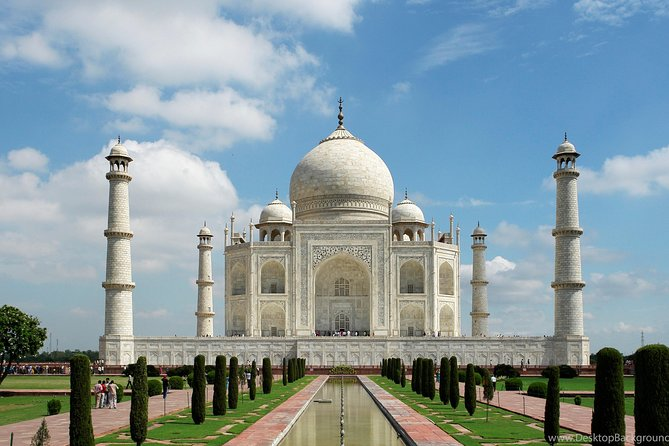 Private Tajmahal And Agra Fort Day Tour By Car From Delhi