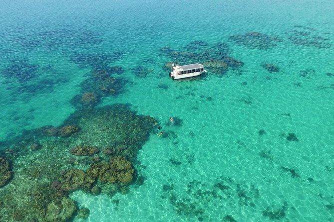 Coral Viewing, Snorkeling and Coastal Explorer Extravaganza Tour on Ningaloo Reef