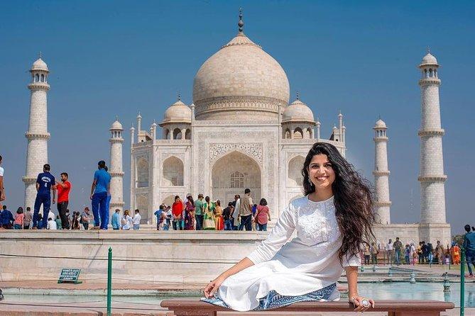 Same Day Trip Taj Mahal By Car from Delhi